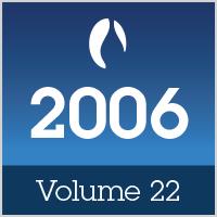 2006 – Volume 22
