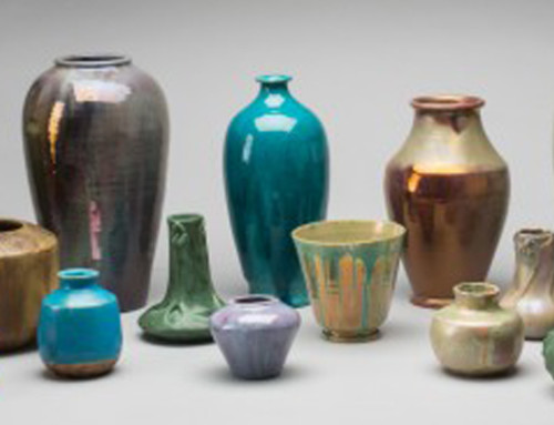 Pewabic Pottery Exhibition