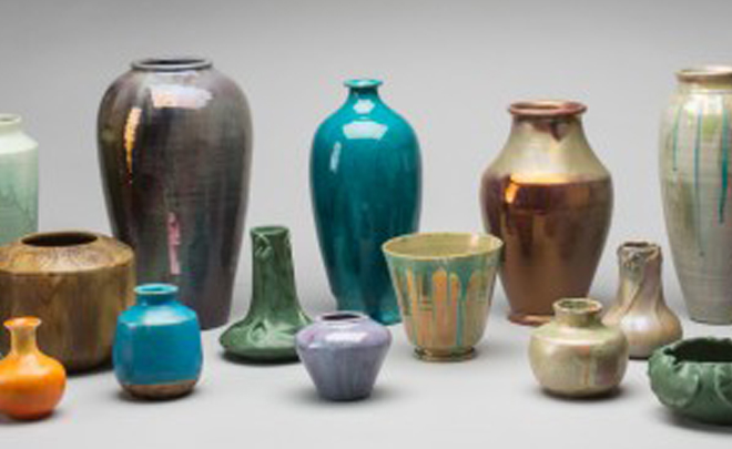 Pewabic Pottery Exhibition Aapa