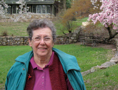 Joan Dessureau, a Personal Tribute