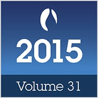 2015 - Volume 31