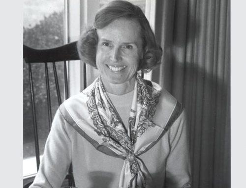 Ann Gilbert McDonald, 1940-2019